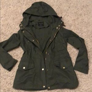 Love Tree Army Olive Green Jacket M
